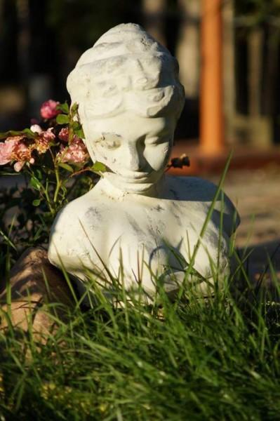 frauenbüste keramik