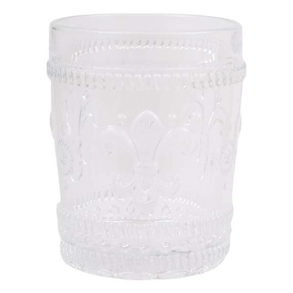 wasserglas lilie