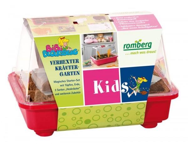 Kindergewächshaus Bibis Kräutergarten