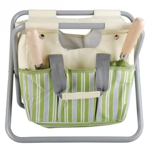 gartengeräte stuhl