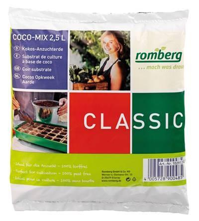 Kokos Anzuchterde 2,5 Liter