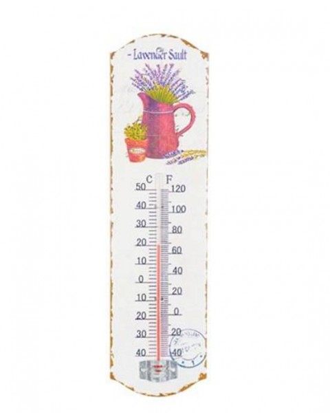 thermometer shabby chic