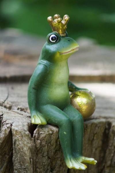 kantenhocker Frosch heinrich