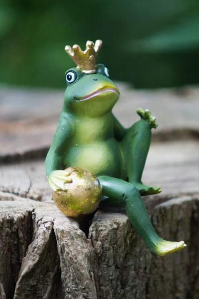 kantenhocker frosch heinrich variante 1