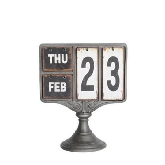 kalender antik stil