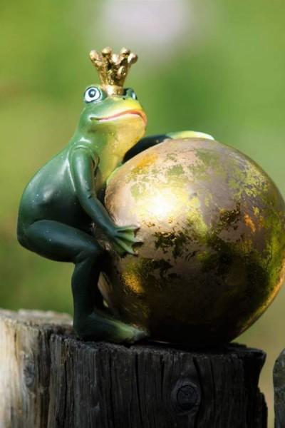 froschkönig figur