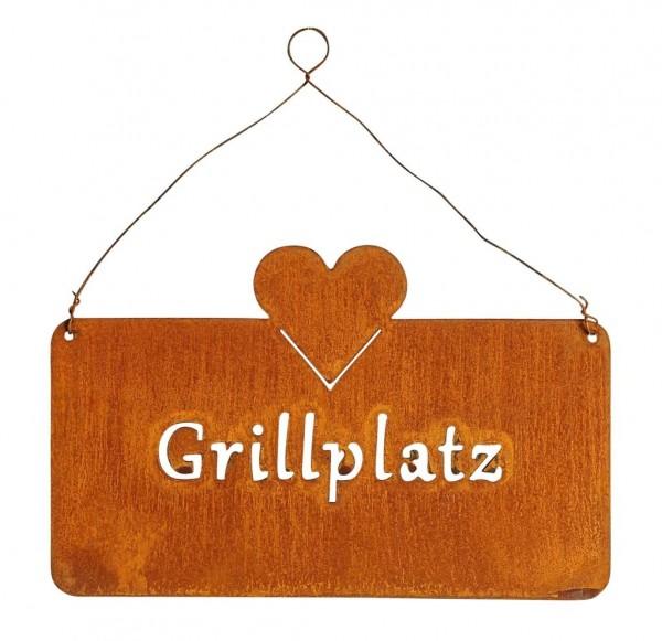 rostschild grillplatz