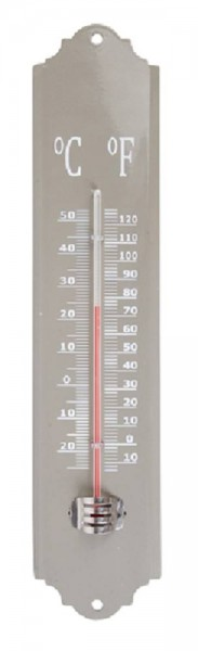 Thermometer Grau