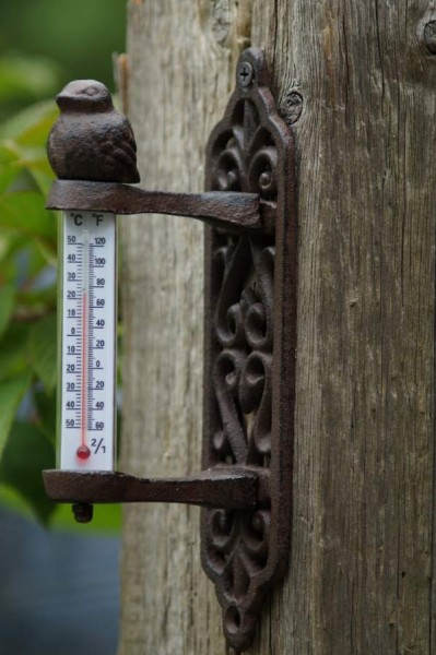 thermometer im antikstil